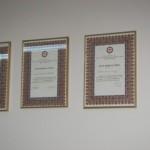 Derneğimiz adına Başkanımız Musa AKKAYA verilen madalya ve beratlar  (5)