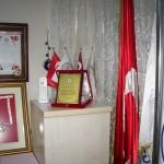 Derneğimiz adına Başkanımız Musa AKKAYA verilen madalya ve beratlar  (7)